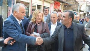 CHPli Karabağ, Kulada hayır çalışmasına katıldı