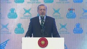 Erdoğandan Kılıçdaroğluna eleştiri: Atatürk Havalaimanında kaçıyordun