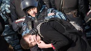 Kremlinden protesto gösterileri için flaş açıklama