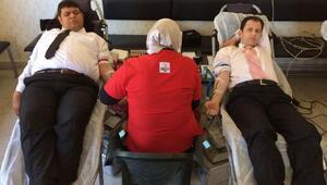 Nizipte kan bağışı