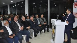 AB Bakan Yardımcısı Şahin, Nizipte