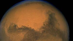 Marsta dünyayı şaşkına çeviren görüntü