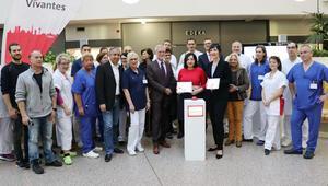 Vivantes hastanelerinde ücretsiz inernet hizmete girdi