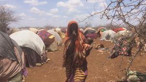 Kıtlık en çok kadın ve çocukları etkiledi