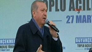 Erdoğan Kılıçdaroğluna seslendi: Bunu ispat et ben cumhurbaşkanlığından istifa edeceğim