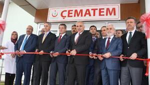 Elazığda, Türkiyenin 5inci ÇEMATEMi açıldı