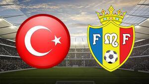 Türkiye 1-0 Moldova / CANLI ANLATIM