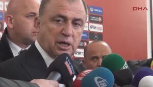 Türkiye Milli Takımlar Teknik Direktörü Fatih Terim'den açıklamalar