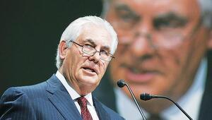 ABD Dışişleri Bakanı Tillerson, Türkiyede muhalefet liderleriyle görüşmeyecek
