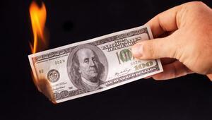 Dolar yaklaşık 5 ayın dibine geriledi