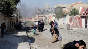 Musuldan kaçan siviller keskin nişancılarca vuruluyor