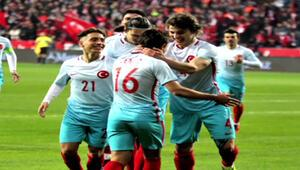 Türkiye 3-1 Moldova