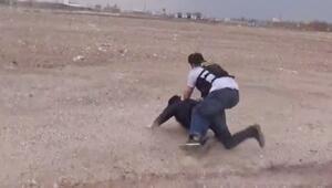 Aksaray'da nefes kesen uyuşturucu operasyonu