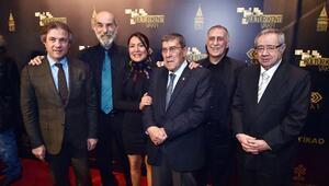 Ek fotoğraflar // Türk tiyatrosunun duayenlerine onur ödülü verildi