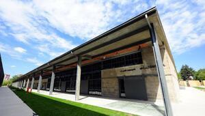 AGÜ'den 2 yapı, Türkiye Mimarlık Yıllığı 2016'da yer aldı