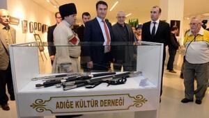 'Çerkez Etnografya Sergisi' Bursa'da açıldı