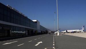 Deniz üzerindeki havalimanında yolcu sayısı 1 milyonu aştı