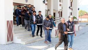 Muğla merkezli uyuşturucu operasyonda 12 kişi tutuklandı