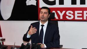 CHP İl Başkanı: Erdoğan'ı seversiniz sevmezsiniz ama Türkiye Cumhuriyeti'nin Cumhurbaşkanıdır