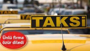 İstanbulun göbeğinde dehşet taksisi