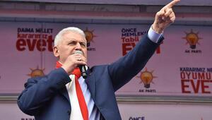 Yıldırım'dan Kılıçdaroğlu'na: Önce 'Evet oyu verenler haindir cümlesinin hesabını ver