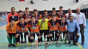 Futsal müsabakaları tamamlandı