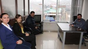 VEDAŞ Müdürü Özdemir; Hakkari halkına kaliteli enerji sunmak için varız