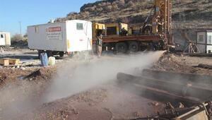 TOKİ konutları bölgesindeki termal su Nevşehir'i sevindirdi