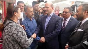 Soylu: Avrupa, Türkiyeyi ayrıştırarak terbiye etmeye çalışıyor