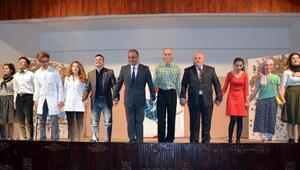 Edirnede mahkumlara tiyatro gösterimi