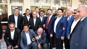 AK Partili Aydın, Torbalıda referandumu anlattı
