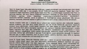 Göztepe Stadına Şehir Plancıları Odasından son gün itirazı