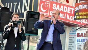 Soylu: Avrupa, Türkiyeyi ayrıştırarak terbiye etmeye çalışıyor (2)