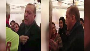 Erdoğan hayır çadırında neler konuşulduğunu anlattı