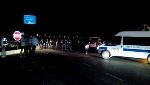 700 Harbiyeli güvenlik için Ankaraya götürülmek istenmiş