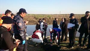 Ergene Nehrine atlayan liseli Özlem'in cesedi bulundu - ek fotoğraflar