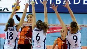 Galatasaray: 3 - Dinamo Kazan: 0