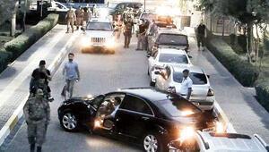 15 Temmuzda Diyarbakır Adliyesine darbeci kuşatma