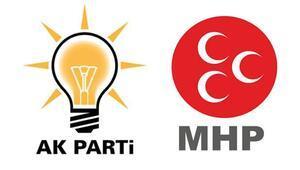 AK Parti'nin baraj' simülasyonu: Yeni 50 vekilde MHP avantajlı