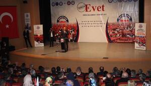 Kurtulmuş: Kürt kardeşlerimiz 'evet' diyecek, Türkiyenin önünü açacak