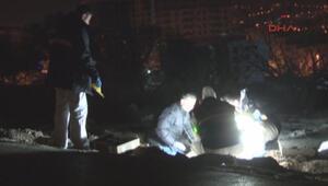 İzmirde gece iki patlama... Kendi tuzaklarına kendileri düştüler
