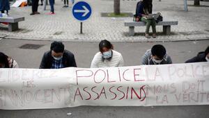 Paris'teki 'Küçük Çin' polise isyan ediyor