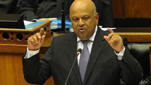 Güney Afrika maliye bakanı ile ilgili çarpıcı iddia