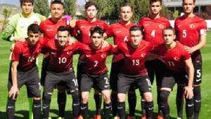 U17 Milli Takımı Avrupa Şampiyonasına katılmaya hak kazandı