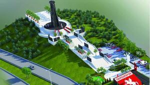 Samsunsporun yapılacak Anıtı belli oldu