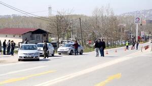 HDPnin Kocaelide cezaevi önünde hayır toplantısına izin verilmedi