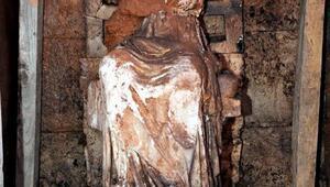 2 bin 100 yıllık Kibele heykelinin bulunduğu tarihi alana Valilik incelemesi