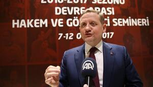 Türk futbolunda devrim Video hakem...