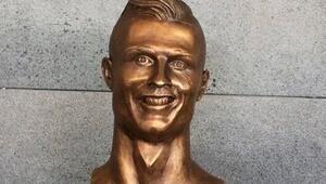 Cristiano Ronaldo alay konusu oldu