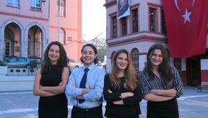 Vefa'lı öğrencilerden 'Birleşmiş Milletler' konferansı